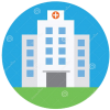 hospital-building-medical-icon-hospital-building-medical-icon-flat-design-vector-illustration-98505228
